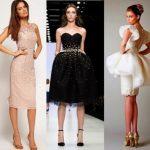 Платье на выпускной бал 2017: модные ткани и фасоны