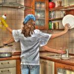 Техника безопасности на кухне: в заботе о собственном и детском здоровье