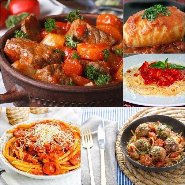 ТОП–5 идей для вкусного ужина
