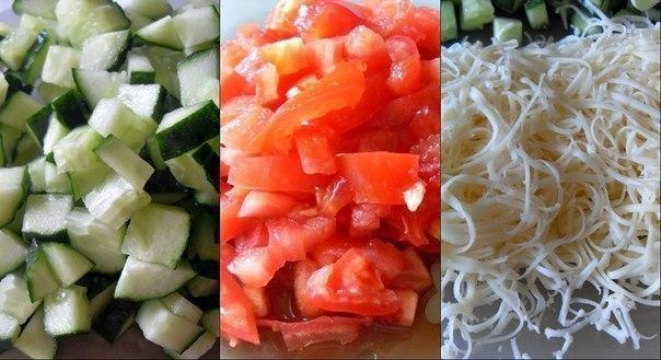 Безумный салат
