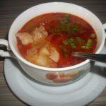 Бозбаш — армянская кухня