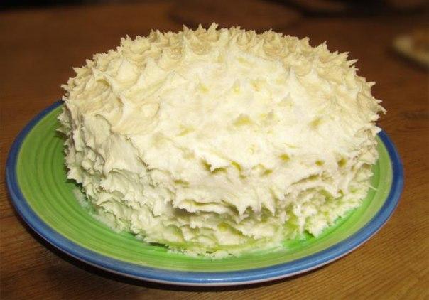 Рецепт торта быстрого приготовления
