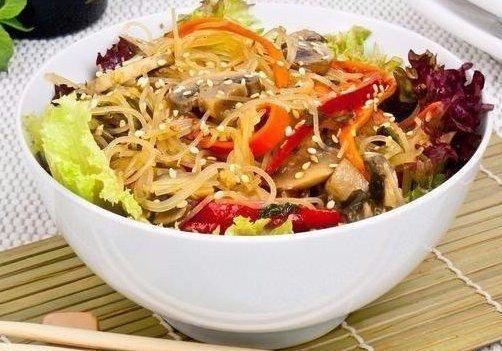 Рисовая лапша: ТОП-5 рецептов приготовления самых вкусных блюд