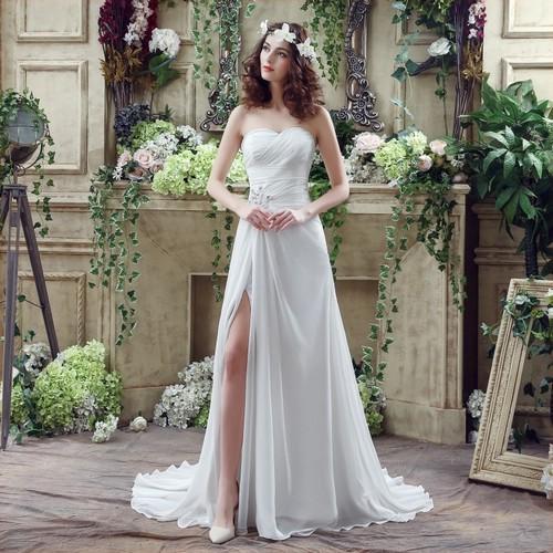 одетое свадебное платье