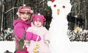 Как выбрать одежду для ребенка на зиму